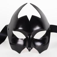 Кожаная маска Дьявол