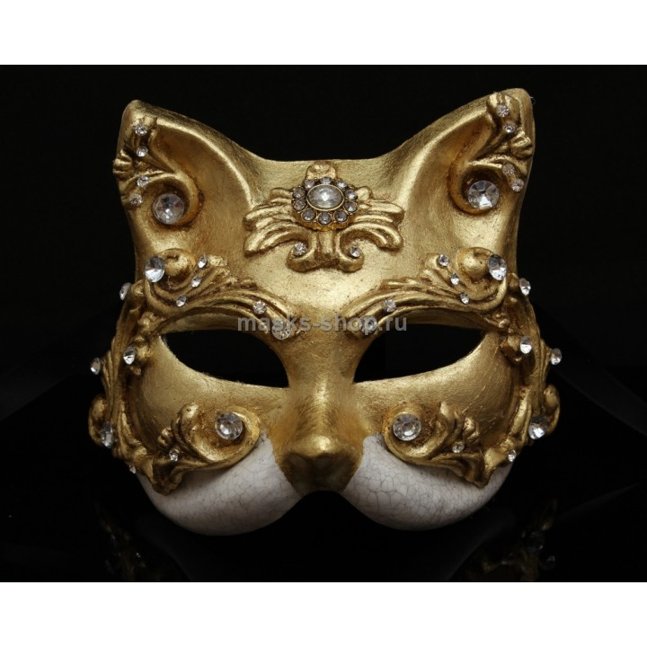 Маскарадная маска Кота
