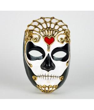 Мужская маска Череп