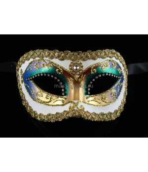 Карнавальная маска Arco Strass