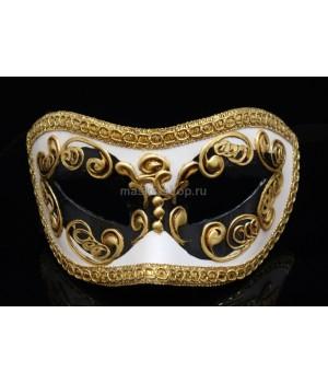 Карнавальная маска Occhi Black
