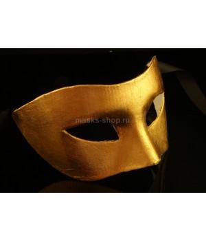 Карнавальная маска Piana Gold