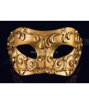 Карнавальная маска Stucchi Gold