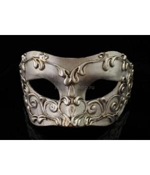 Карнавальная маска Stucchi Silver