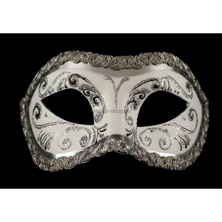 Белая маска Декор Эра
