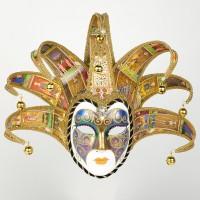 Венецианская маска Джоли Arcobaleno
