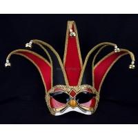 Венецианская маска Jolly Velluto