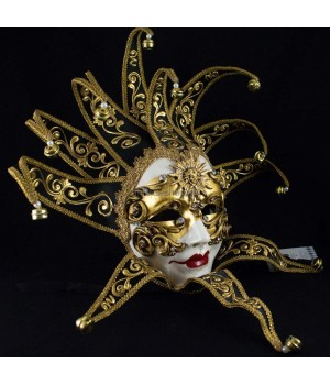 Декоративная маска на стену Dama Barocco