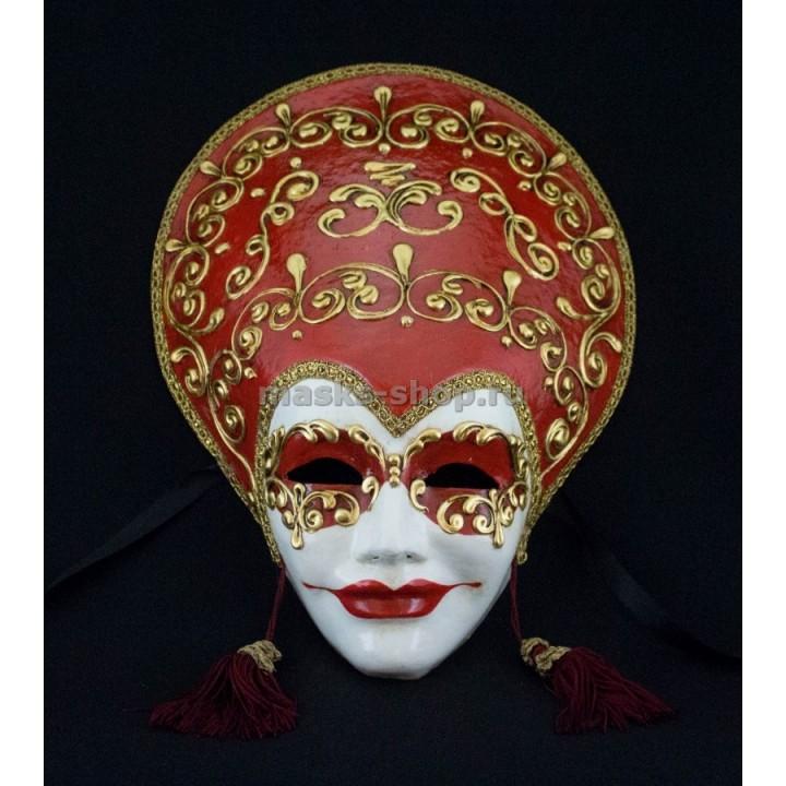 Венецианская маска Дамы - Либерти