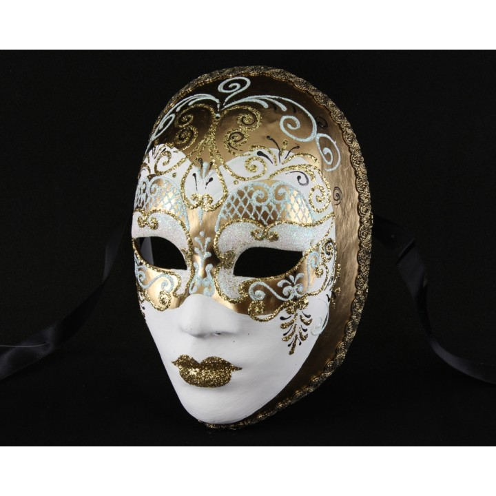 Венецианская маска Volto Decor Aria