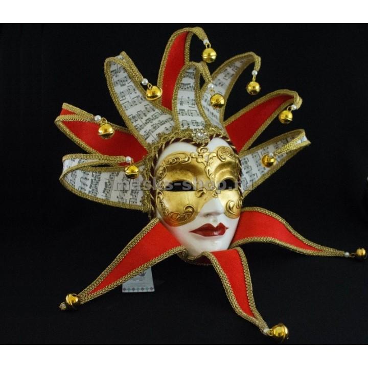 Венецианская маска Volto Dama