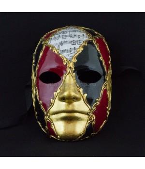 Венецианская маска Вольто Musica